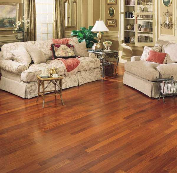 Traditional Living Flooring