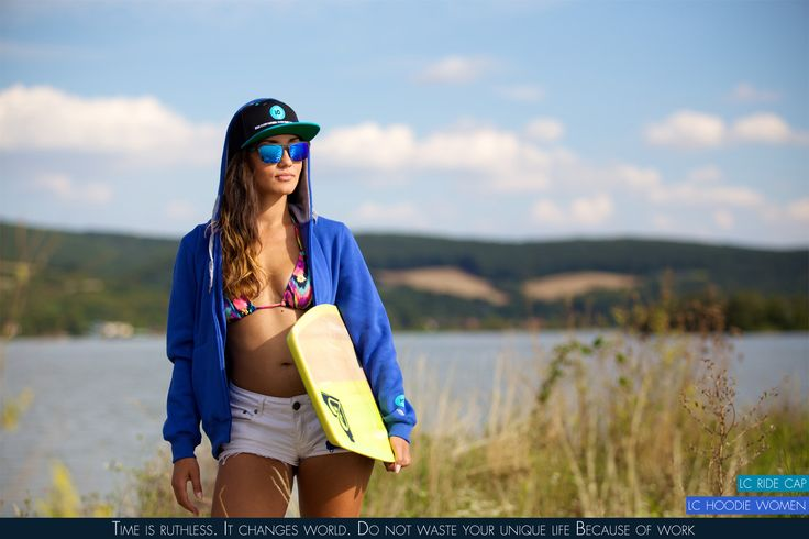 LC Ride Cap and LC Hoodie Women by Lodenica Corporation.  Order at http://lodenicacorporation.com/store/