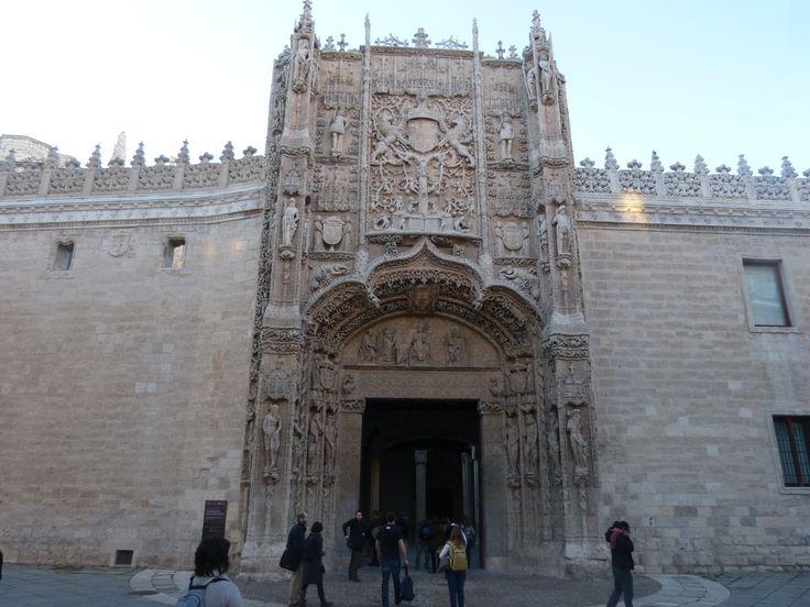 17 mejores ideas sobre museo nacional de escultura en - Escuela de arquitectura de valladolid ...