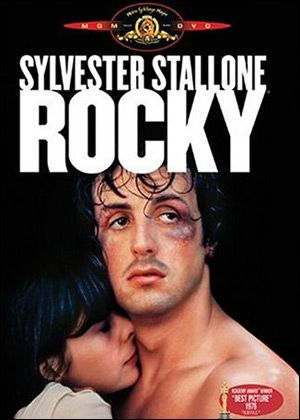 Rocky,1976, 3 Oscars (Best movie)