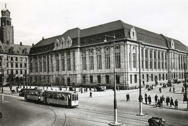 Postkantoor Coolsingel.