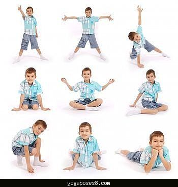 27 best yoga poses for kids images on pinterest  kid yoga