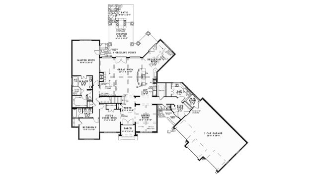 11 best new house plans images on pinterest