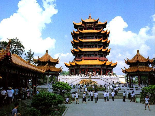 Famous Landmarks in Wuhan, Wuhan Famous Landmarks