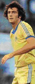 Trevor Francis of Nottingham Forest in 1979.