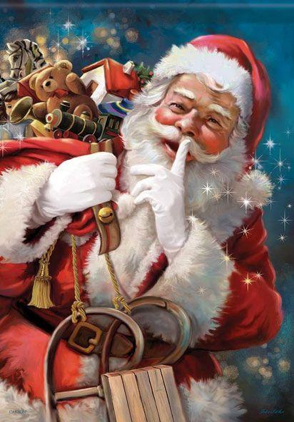 Santa Sshh