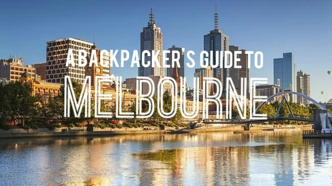 A Backpacker's Travel Guide to Melbourne