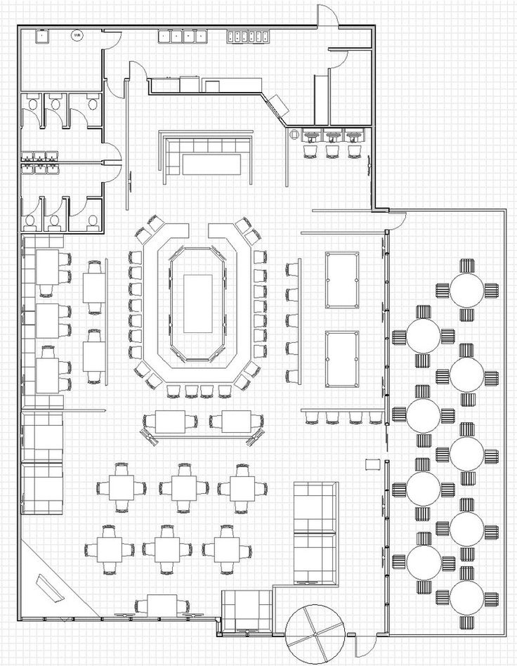 Restaurant Kitchen Design Plans best 10+ kitchen floor plans ideas on pinterest | open floor house
