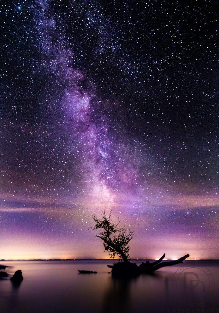 Southwick Beach near Henderson Harbor, NY #night #photography #beautiful