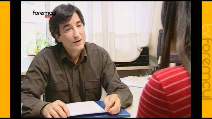 Capítulo 5 : La entrevista de Trabajo (TV Foremcyl-CCOO)