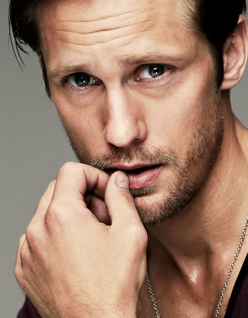Currently obsessed with Alexander Skarsgard. You've been warned. Visit my writing blog at...