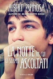 Book Cosmopolitan: Il nuovo romanzo di Espinosa: La notte in cui ci s...