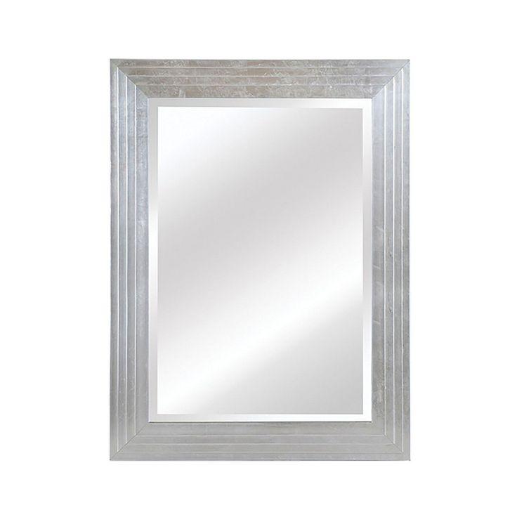 "1STOPlighting.com | Billings - 48"" Rectangular Mirror"