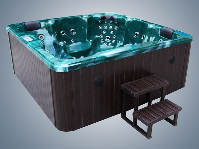 23 best Athena 7 Seater (3 Seats & 2 Lounger) Luxury Hot Tub Spa by ...