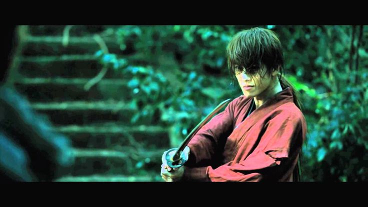 『RUROUNI KENSHIN』 Trailer2 (English) One of my favorite cartoons in live action format!!