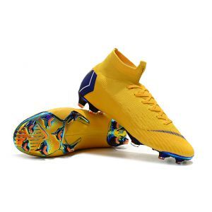 Nike Mercurial Superfly 6 Elite FG Concept Boots Yellow   Purple   Black ce2f45ee200
