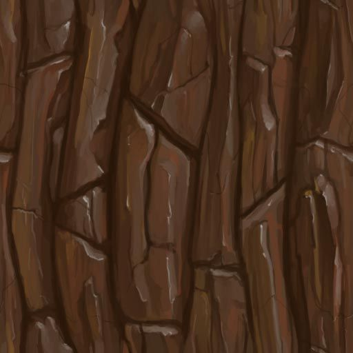 Dirt Wall Handpainted Textures