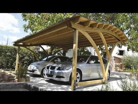 Навес для машины (90 фото): компактное укрытие для авто - HappyModern