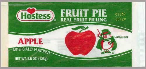 hostess fruit pies picture 1970s