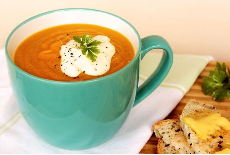 Pumpkin Soup (Two Ways) plus ThermoChef Instructions