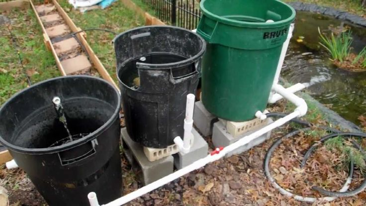 17 Best Ideas About Pond Filters On Pinterest Duck Pond Pond Filter System And Duck Coop
