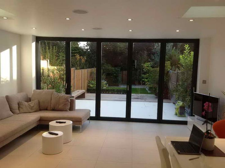 The 25 Best Bi Fold Doors Ideas On Pinterest Bi Folding Doors Kitchen Bifold Doors Onto
