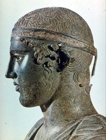 Grecia - Auriga de Delfos