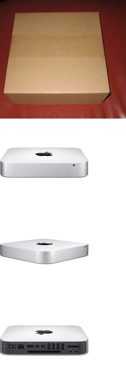 computers: Brand New Sealed Apple Mac Mini, Intel Core I5, 4Gb Memory, 500Gb, Mgem2ll A -> BUY IT NOW ONLY: $439.95 on eBay!