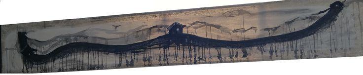 toile de la murail de chine