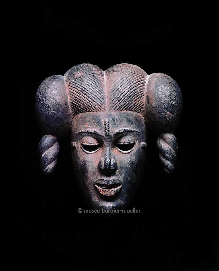 Masques africains - Les Musées Barbier-Mueller. African art influenced such famous European artists as Picasso and Henri Matisse.