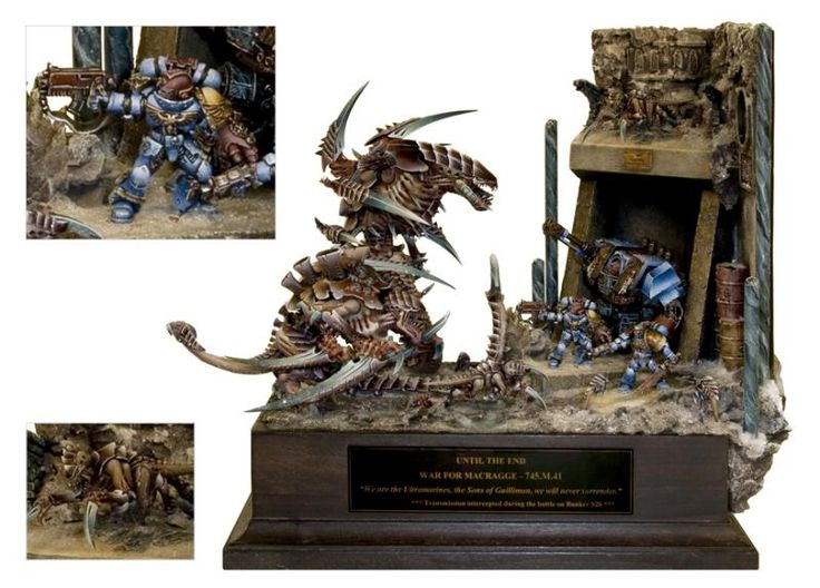 Diorama, War for Macragge
