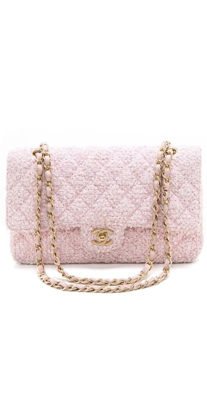 Pin By Karen Mccreary On In The Pink Whisper Chanel Bag