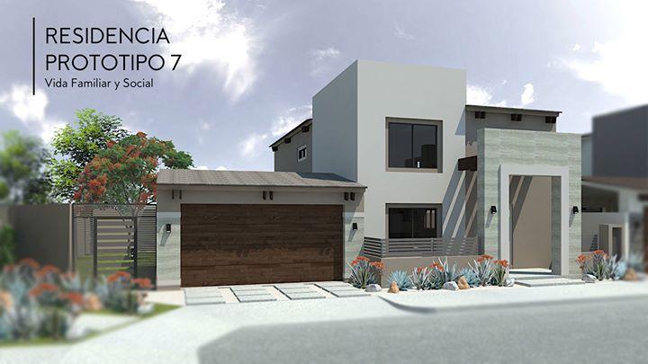En CALZADA promovemos la convivencia social; integramos una puerta lateral para acceso directo a tu Patio en nuestra Residencia Prototipo 7.  Vive #calzadalife