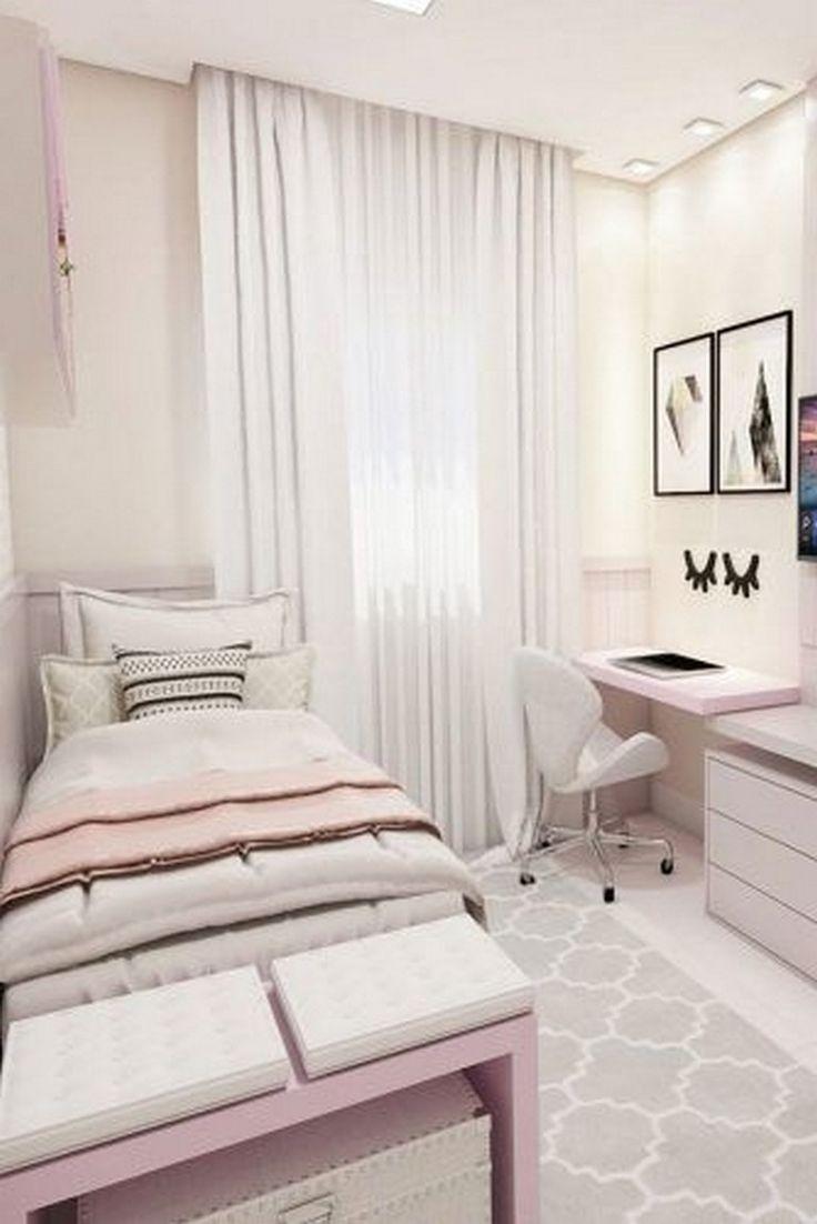 30 Komfortable Kleine Schlafzimmer Ideen Fur Ihr Apartment