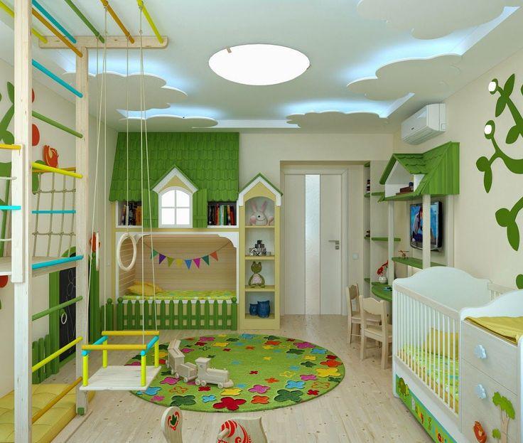 Oltre 25 fantastiche idee su camere da bambino su - Camere da bambino ...
