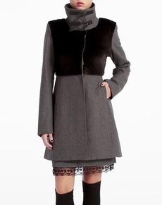 Abrigo de mujer Fornarina - Mujer - Prendas de abrigo - El Corte Inglés - Moda