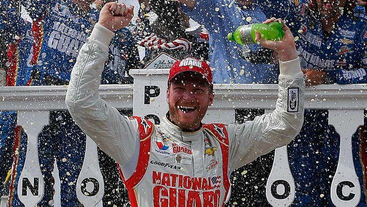Nascar Pocono 400 : 2ème succès 2014 pour Dale Earnhardt Jr