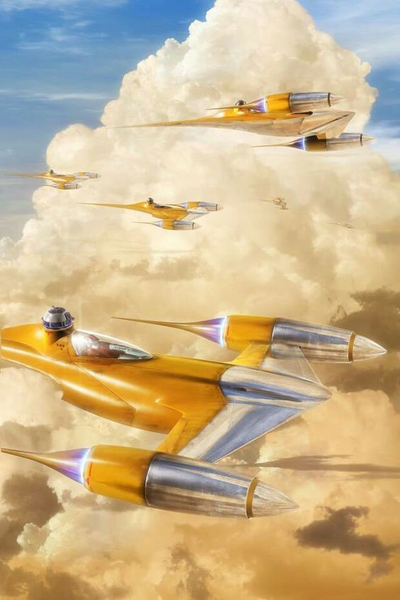 Naboo fighter squadron, Star Wars