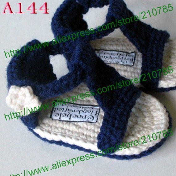 Popular Crochet Sandals Pattern-Buy Cheap Crochet Sandals Pattern ...