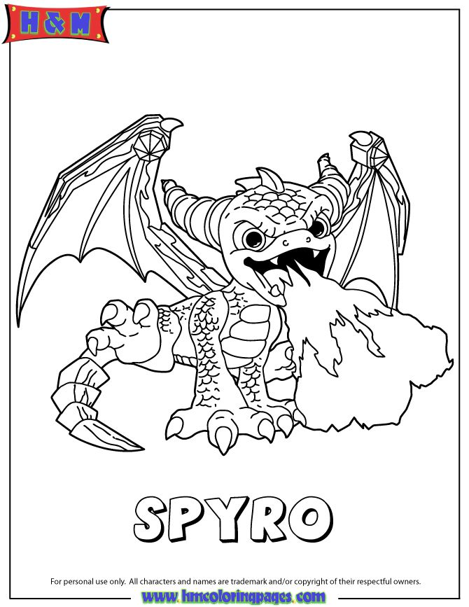 flameslinger coloring pages - photo#24