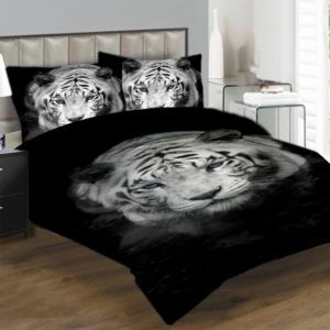 Xdecor Bílý tygr - Povlečení