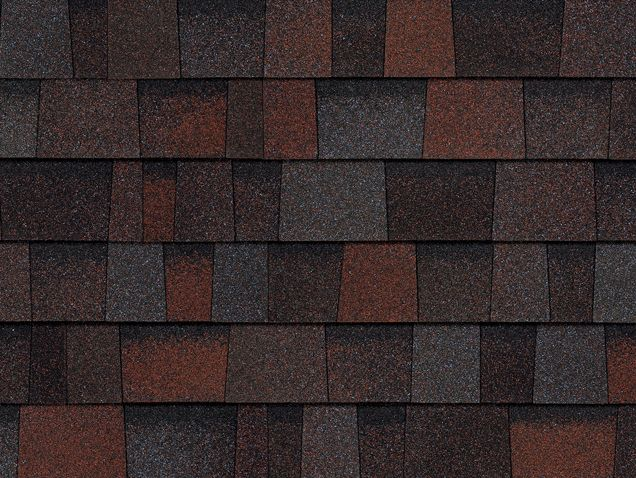 Best Merlot Architectural Shingles Shingling Roofing 400 x 300