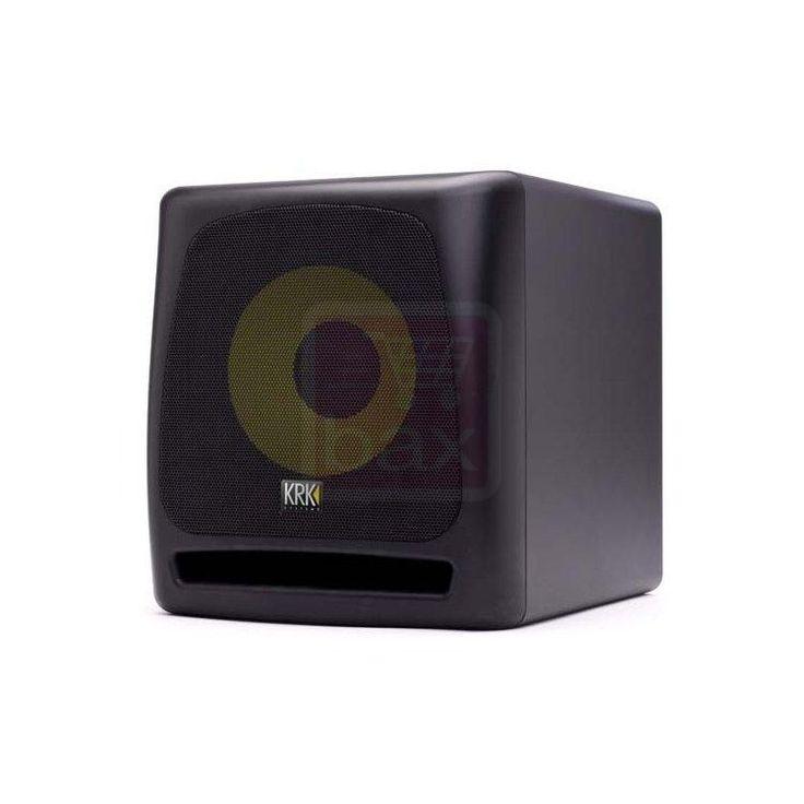 KRK 10 S monitor studio subwoofer (per stuk)