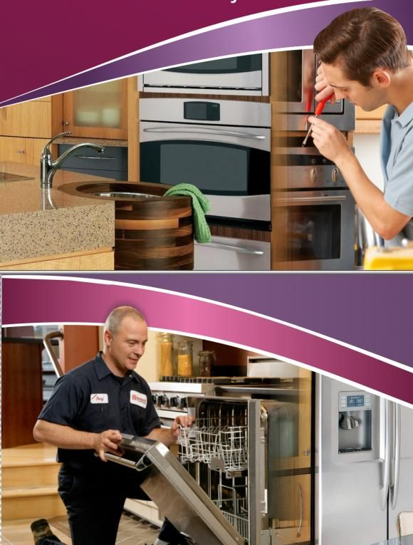 Professional Appliance Repair - Best Buy