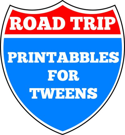 Summer time means that many are packing up the family truckster and hitting the road! To help make your road trip as fun as possible, here's a roundup of road trip printables for tweens to take with you on your journey. License Plate Bingo – You can find six different printable versions of the game …