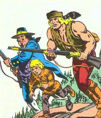 Veliki Blek - Enciklopedija - www.stripovi.com - Prozor u svijet stripa