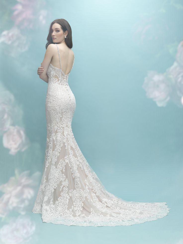 55 best Wedding Dresses: Lace images on Pinterest | Wedding frocks ...