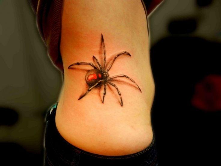 Tatouage araignée : Venez découvrir notre dossier consacré aux spider tattoos à travers une compilation de 59 motifs de tarentule, karakurt et autre mygale.
