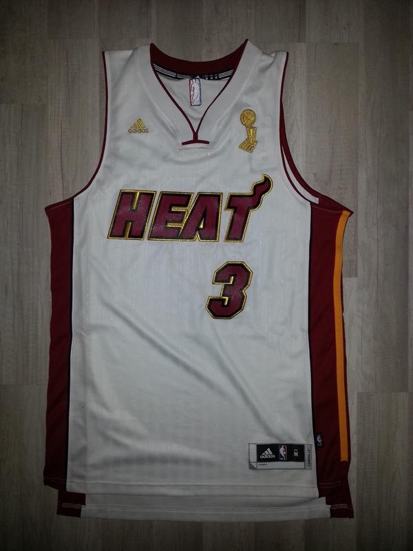 Vos maillots du Heat de Miami