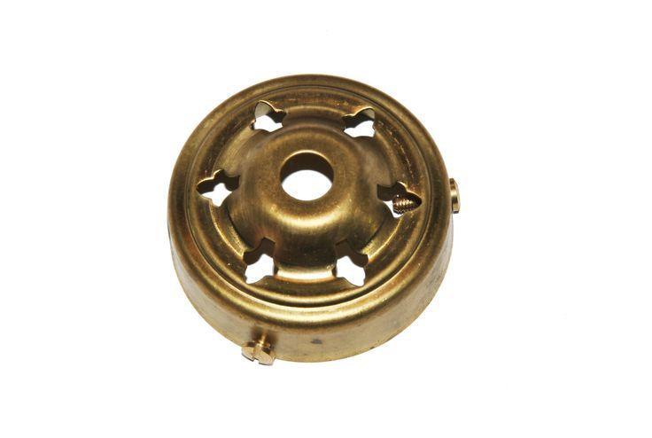 Portatulipas de latón de 59mm diámetro  #lamparas #montar #fabricar #decoracion #accesorios #piezas